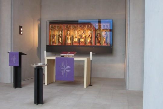 Kapelle Ehmen 2